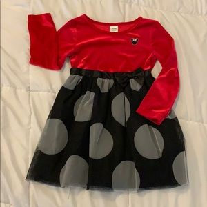 Disney Minnie mouse dress size 4T